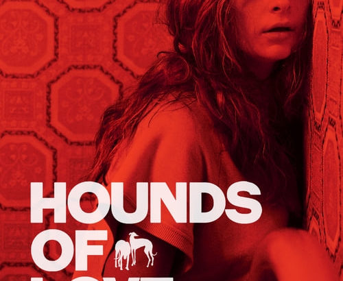 "Plakat von ""Hounds of Love"""