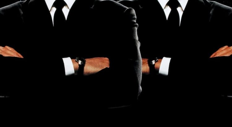 "Plakat von ""Men in Black"""