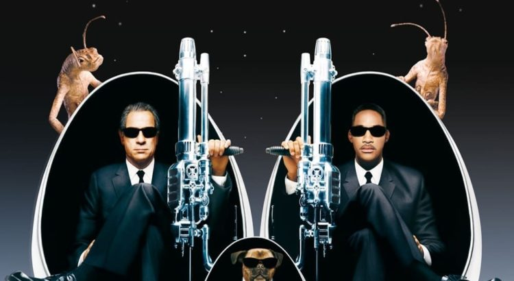 "Plakat von ""Men in Black II"""