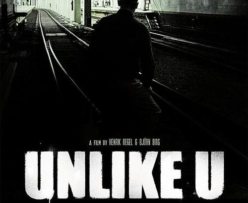 "Plakat von ""Unlike U - Trainwriting in Berlin"""