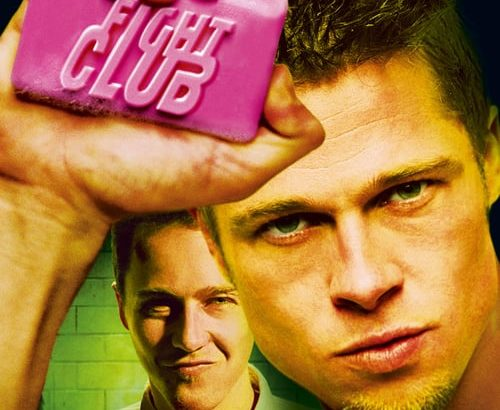 "Plakat von ""Fight Club"""