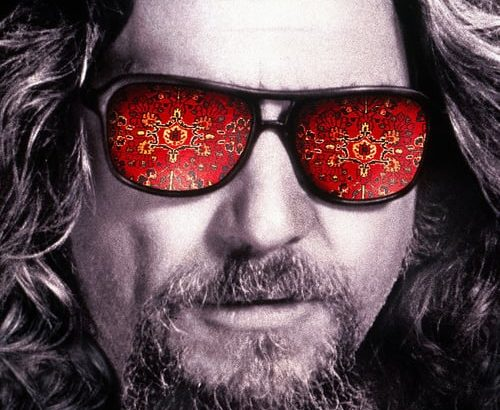 "Plakat von ""The Big Lebowski"""
