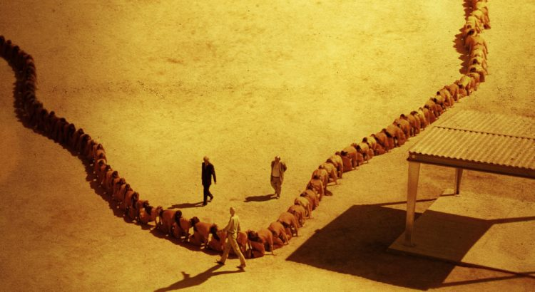 "Plakat von ""The Human Centipede 3 (Final Sequence)"""