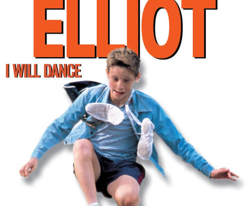 "Plakat von ""Billy Elliot - I Will Dance"""